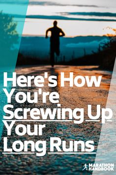 Long runs are commonly misunderstood. Whether you're training for a half marathon marathon or ultramarathon you need to know what the purpose of long runs are and how fast you should run them Half Marathon Motivation, Running Motivation, Fitness Motivation, Running Half Marathons, Marathon Running, Beginners Guide To Running, Running Tips, Running Plans, Running Workouts
