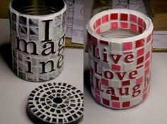 Crafts Using Tin Cans