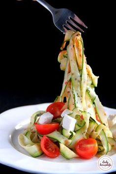 Healthy Pastas, Healthy Recipes, Good Food, Yummy Food, Health Diet, Food Design, Caprese Salad, Finger Foods, I Foods