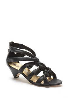 I love little heels and strappy sandals. Black dress shoes are perfect for an evening date to a nice dinner or to a play. <3