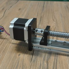 Free shipping 500 Mm Stroke Fuyu Brand C5 Ball Screw Driven Linear Motion Guide Rail For Printer