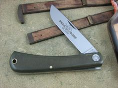 CollectorKnives - Great Eastern Cutlery 2013 OD Green Linen Micarta Bullnose Sodbuster, $55.95 (http://www.collectorknives.net/great-eastern-cutlery-2013-od-green-linen-micarta-bullnose-sodbuster/)