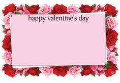 Framed in Roses Valentine's Day Enclosure Card 50 pack * Click on the image for additional details.