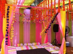 Desi Wedding Decor, Wedding Hall Decorations, Engagement Decorations, Wedding Stage, Ceremony Decorations, Flower Decorations, Wedding Ceremony, Wedding Venues, Wedding Ideas