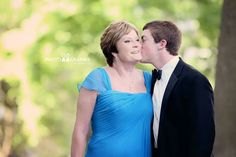 Tyler's wedding - wonderful relationship between a wise mother & respectful son.