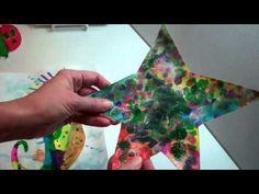 Eric Carle Artwork for Preschool Program