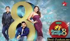 Nach Baliye 8 Episode 1 - 2nd April 2017 watch online desi tashan, Star Plus Nach Baliye 8 2nd April 2017 full episode desirulez