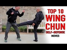 Top 10 Wing Chun self defence moves You must know - YouTube