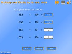 Integers, Place Values, Numeracy, The 100, Divider, Money, Google Search, Silver, Numbers