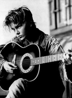 I saw Stand By Me when I was a kid and I remember bawling like a baby when River Phoenix's character was saying how much he wishes to break the stigma surrounding him and his family.