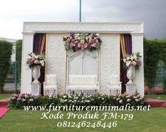 Gebyok Pernikahan Outdoor Terbaru