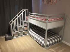 Best 20+ Ikea bunk bed ideas on Pinterest | Ikea bunk beds kids, Ikea bunk bed hack and Kura bed