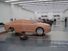 OG | 2013 Lincoln MKZ Mk2 | Full-size clay model