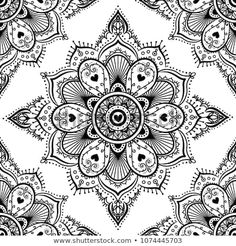 Find Black Isolated Ethnic Seamless Mandala Design stock images in HD and millions of other royalty-free stock photos, illustrations and vectors in the Shutterstock collection. Thousands of new, high-quality pictures added every day. Colouring Pages, Adult Coloring Pages, Mandala Design, Ethnic, How To Draw Hands, Royalty Free Stock Photos, Anti Stress, Crafty, Journal Ideas