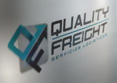 Logo Quality Freight - Corporate Identity (Transport)