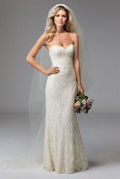 @watterswtoo Wtoo Style 14128 Michelle Wedding Gown.