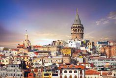 Galata Tower in Istanbul | © Kosmenkod/Shutterstock