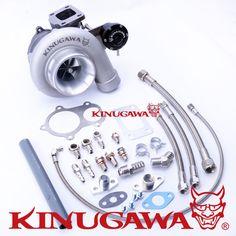Kinugawa Ball Bearing Billet Turbocharger GT3582R AR.82 T3 Internal for TOYOTA 1JZ-GTE