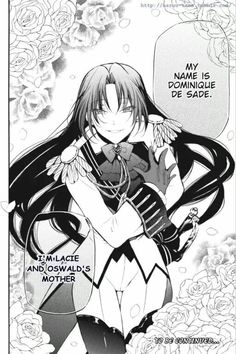 Dominique from The Case Study of Vanitas crossover funny with Pandora Hearts