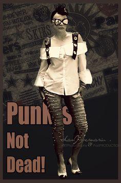 Punk VOGUE