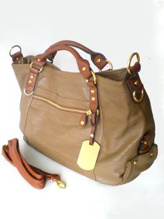 NEW COLLECTION Large Vegan Leather Purse Handbag By INIZIALE, €63.00