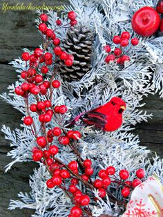 I needed a wreath for my front door, after taking down my Christmas wreath. I decided to give new life to an old wreath that I have. It ha...