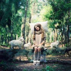 #mori, #morikei, #forestgirl  http://mylittlebits.tumblr.com/post/1458003263