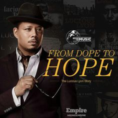 #EMPIRE FROM DOPE TO HOPE