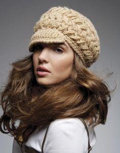 crochet hat, free pattern :) by jasmine