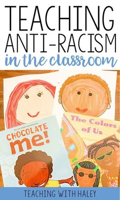 """Activities can be a beneficial way to teach antiracism in your classroom. See how this lesson incorporates the book """"The Colors of Me"""" and allows students to reflect on their diverse backgrounds… More"""