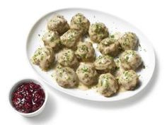 Inspired by Ikea: Almost-Famous Swedish Meatballs : Some people drive for hours…