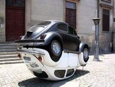 Yin-Yang Beetle :) Jay Mug — VW Beetle Love