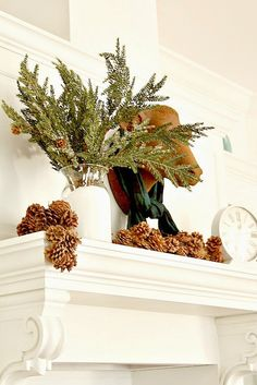 Winters in The House...Home Decor Ideas - Duke Manor Farm