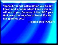 Isaiah 55 and 5