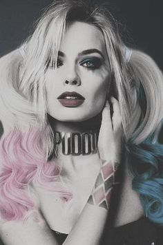 Suicide Squad Harley Quinn Cosplay Costume and Accessories Harley And Joker Love, Joker Und Harley Quinn, Harley Quinn Halloween, Margot Robbie Harley Quinn, Harley Quinn Cosplay, Harley Quinn Tattoo, Harley Quinn Drawing, Arley Queen, Harey Quinn