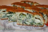 Placinta rapida cu spanac si branza - Pas 7