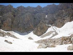 Munzur'da keşfedilen buzul ilk kez yerinde görüntülendi - Evrensel.net