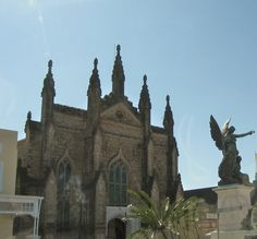 Eastern Cape Church in Grahamstown, South Africa Nelson Mandela, Barcelona Cathedral, Worship, South Africa, Cape, Saints, Museum, Houses, Culture