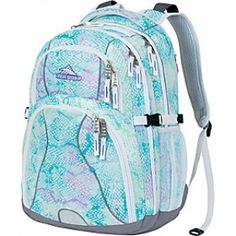 c3d89d13ba High Sierra Swerve Laptop Backpack Pretty Backpacks