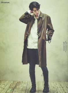 GEEK No.41 January Issue with jungjoonyoung