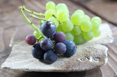 Stone were plate with grapes from my garden. My Works, Frozen, Plates, In This Moment, Fruit, Stone, Garden, Food, Licence Plates