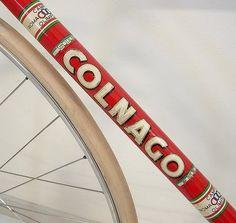 "Vintage Colnago ""Super Freccia"" 1959"