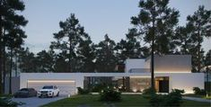 Загородный дом 1000м в поселке Жуковка, Архитектурное бюро Александры Федоровой