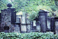 Old Calton Graveyard (c) 2013 Jana Oliver