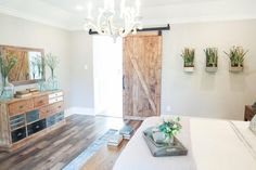 The Chip 2.0 House | Season 3 | Fixer Upper | Magnolia Market | Bedroom | Chip & Joanna Gaines | Waco, TX