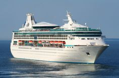 Vision of the Seas (Royal Caribbean International | Cruise Lines | Cruzeiros)
