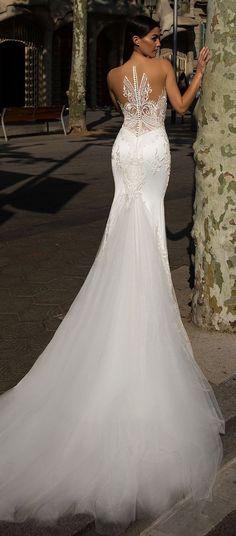 Wedding Dress by Milla Nova White Desire 2017 Bridal Collection - Bler
