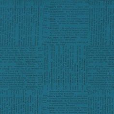 Amy Barickman - Vintage Made Modern - Glossary in Teal