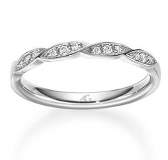 Wedding ring 29753 / 2 wedding ring 29753 / 2 3 yellow gold, platinum, white gold and the alloy Eternity Ring Diamond, Diamond Wedding Rings, Diamond Engagement Rings, Memory Ring, Wave Jewelry, Jewelry Insurance, White Gold Jewelry, White Gold Diamonds, Diamonds
