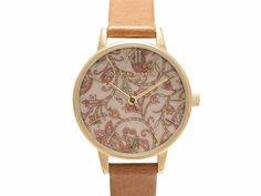 Paisley Design – Vintage inspired fashion watches by Olivia Burton